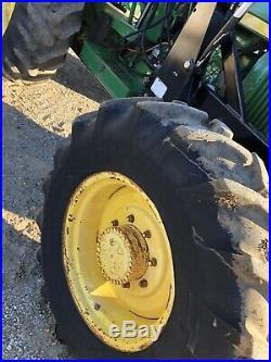 John Deere 2940 4x4 Loader Dual Remotes Good Tires