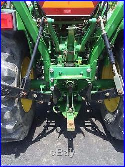 John Deere 3005 Diesel Tractor 08 Model 327 Hrs 27 5 Hp