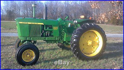 John Deere 3020 Powershift Tractor