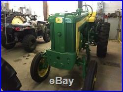 John Deere 320-S Tractor 320 Standard 1956 ie- 420 330 430