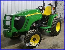 John Deere 3320 Tractor 4WD Diesel 4x4 HST Hydrostatic 3520 3720 3120 3038e 3203