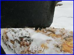 John Deere 3420 4x4 Cab Loader Snowblower, 4 in 1 Bucket