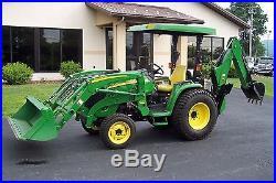 John Deere 3720 Tractor