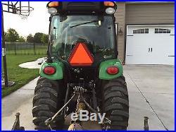 John Deere 3720 tractor 2009