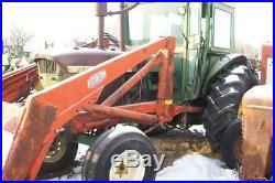 John Deere 4010 Diesel Standard Tractor withLoader & Grapple