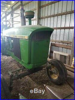 John Deere 4010 diesel farm Tractor