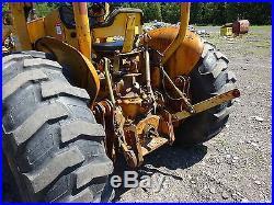 John Deere 401D Tractor Loader RUNS EXC. VIDEO! Diesel 3 PT PTO Utility 401 410