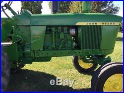 John Deere 4020 Turbo Diesel Tractor