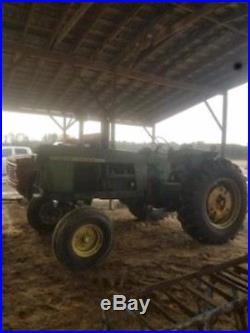 John Deere 4020 diesel synchro range tractor farm 4010 3020 3010