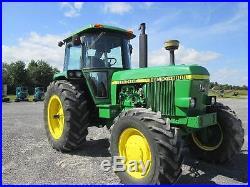 John Deere 4040 Farm Tractor