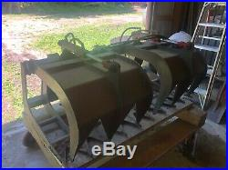 John Deere 4130 Package 4X4 Loader Mower Tractor Dump Snowblower Grapples