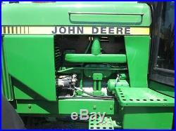 John Deere 4240S Farm Tractor