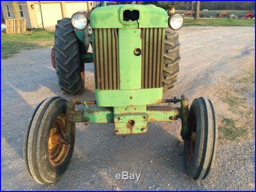 John Deere 435 Diesel Tractor