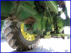 John Deere 4520 Farm Tractor Agriculture 3pt PTO Turbo Diesel Drawbar