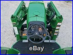 John Deere 4600 loader tractor. FREE DELIVERY