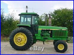 John Deere 4650 Tractor