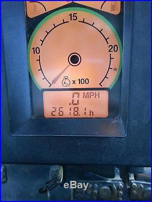 John Deere 4960 low hours