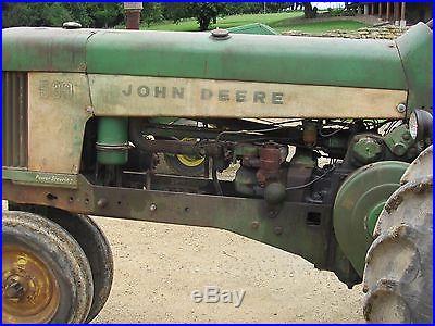 John Deere 530 3 Point