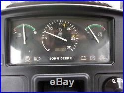 John Deere 5420 Cab 4x4 with JD 541 Loader, Bucket. Ships at $1.85 Loaded mile