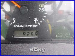 John Deere 5510 Diesel Farm Tractor 4X4 WithROPS & Loader