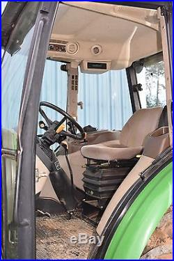 John Deere 5625 4WD Diesel Farm Tractor with JD 542 Loader, Only 2151 Hours