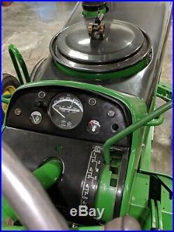 John Deere 6030 tractor Restored 1975