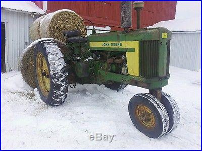 John Deere 620 Tractor