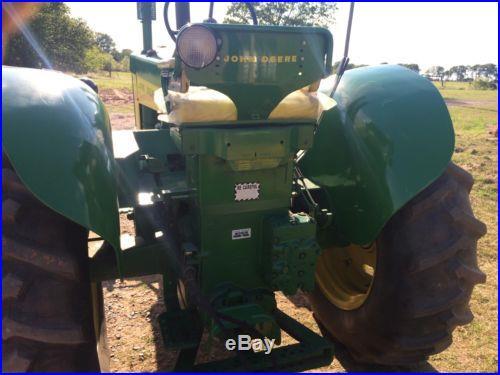 John Deere 630 Standard Tractor