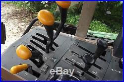 John Deere 6400 cab 4x4 SELLS UNRESERVED
