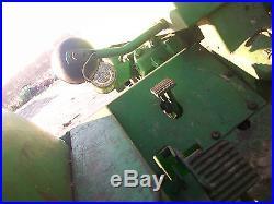 John Deere 70 Gas Standard Antique Tractor NO RESERV LOADED farmall allis oliver