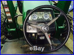 John Deere 7200 4x4 Tractor