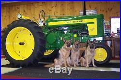 John Deere 720 Tractor