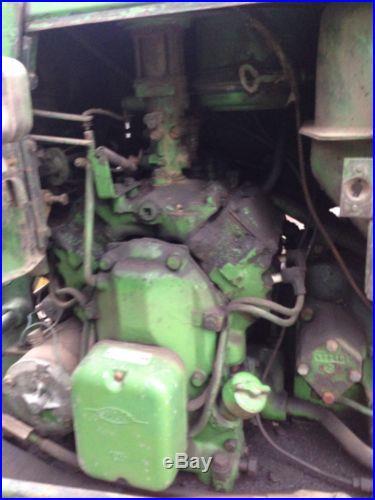 John Deere 730 Diesel