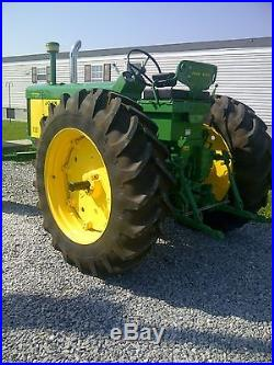 John Deere 730 Diesel 2 Cylinder Tractor
