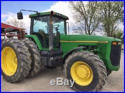 John Deere 8300 MFWD