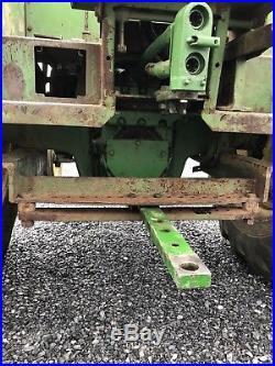 John Deere 830 Diesel. Antique Tractor. 70-720-730-80-820-830-R