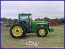 John Deere 8410 MFWD Tractor
