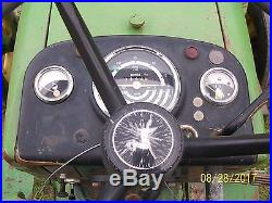 John Deere 920 Diesel Utility Tractor Rare Reduced