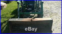 John Deere 955 4x4 Compact Diesel Tractor & 70A Front Loader