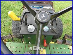 John Deere Compact Utility Tractor 755 Diesel with 5' Belly Mower
