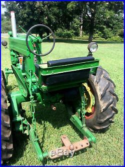 John Deere M Tractor 1948 or 1949