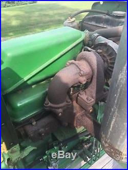 John Deere Model 1050 Diesel Tractor Reduced To Lowest Price For Quick Sale