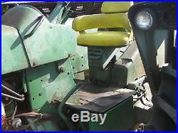 John Deere Model 4020 1966 Model Approximately 6,500 hrs (one owner)