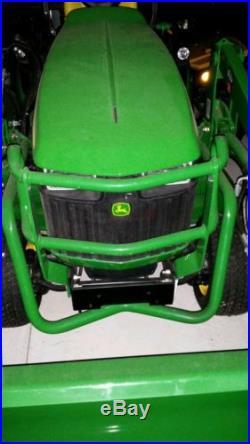 John deere 1025R tractor 2013 model