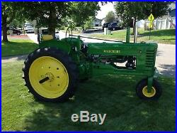 John deere BN with official serial # document
