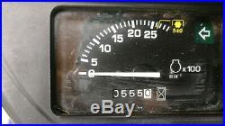 John-deere-tractor 4110 Hydo static drive, 4 wheel drive, Yanmar Diesel