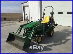 John deere tractors