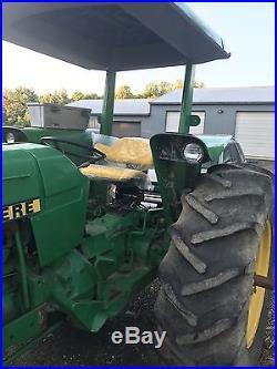 John deere tractors 2640 2 wheel drive