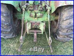 Johndeere tractor