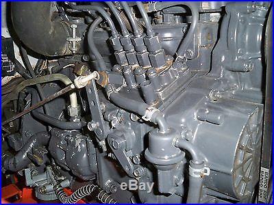KABOTA B2710 TRACTOR & LOADER